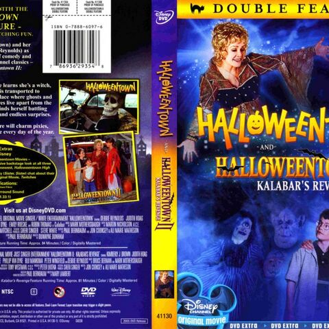 968full halloweentown ii kalabars revenge poster
