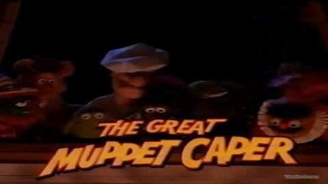 The Great Muppet Caper (1981) VHS Trailer (1993)