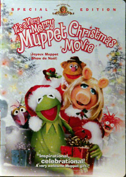 It's a Very Merry Muppet Christmas Movie: Special Edition | DVD ...