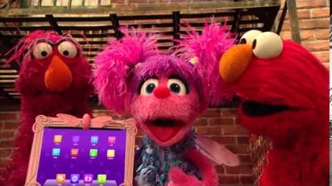Elmo's Alphabet Challenge Parent Tips scene 2