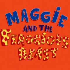 Maggie and the Ferocious Beast Trailer
