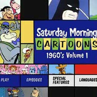 Saturday Morning Cartoons: 1960s Volume 1 | DVD Database