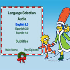 The Simpsons Christmas Dvd.The Simpsons Christmas Dvd Dvd Database Fandom Powered