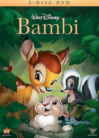 File:5. Bambi (1942) (Diamond Edition 2-Disc DVD New Cover).jpg