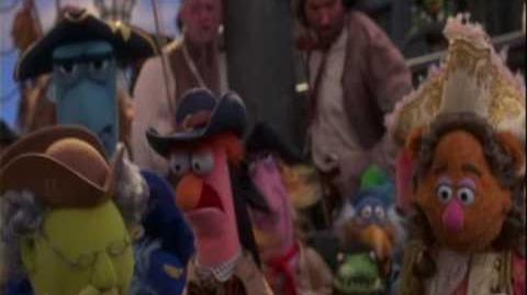 Muppet Treasure Island - Making Muppet Music