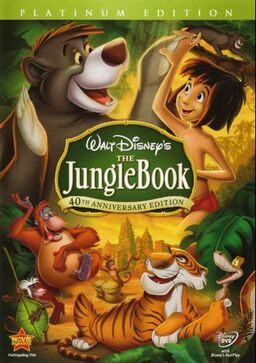 10. The Jungle Book (1967) (Platinum Edition 2-Disc DVD) (2)
