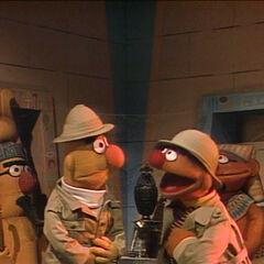 Bert and Ernie Explore