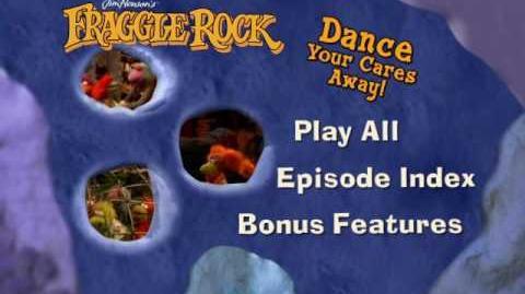 Fraggle Rock Dance Your Cares Away Main Menu