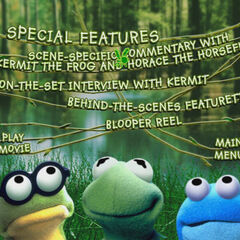 Kermit's Swamp Years - Special Features