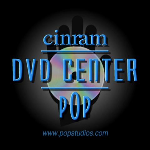 Cinram DVD Center Pop