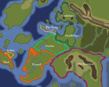 Western kingdoms kingdoms