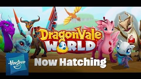 DragonVale World - First Official Trailer
