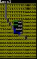 Przykładowy wybór obszaru gry