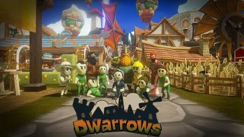 Dwarrows - Teaser Trailer 1