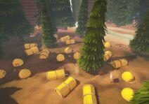 Tea River Camp Screenshot