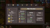 Beginner Town Overview Screenshot