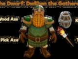 Dwilben the Gatherer