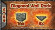 DDSP Diagonal Wall Pack