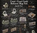 4-CITB Citadel / Grand Citadel Battlement Mega Pack