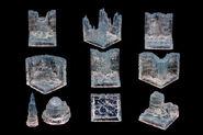 GT5-ICE-U Pieces Ice Cavern