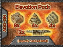GT5-EP-P Elevation Pack
