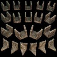 GT5-ND-U - Store - Narrow Dungeon Passage Pack