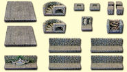 Resin Dungeon Wicked Additions 2 Set
