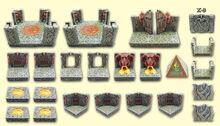 Resin Den of Evil Expansion Set