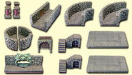 Resin Dungeon Wicked Additions Set