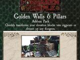 5-GOL GoldenWalls&Pillars