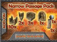 GT5-NP-P Narrow Passage Pack