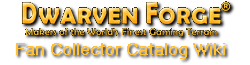 Dwarven Forge Collector Catalog Wiki