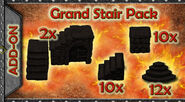 DDSU Grand Stair Pack