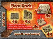 GT5-FP-P Cavern Floor Pack