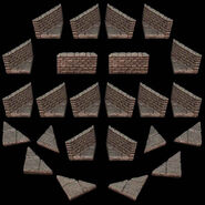 GT001-AD01U - Store - Diagonal Wall Pack
