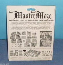Master Maze Descript