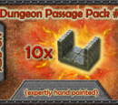 Dwarvenite Dungeon Passage Pack 1