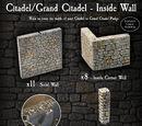 4-CITI Citadel / Grand Citadel Inside Wall Pack
