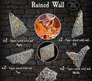 4-RUIW Ruined Wall