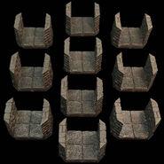 GT5-DP2-U - Store - Dungeon Passage Pack 2