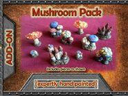 GT5-MP-P Mushroom Pack