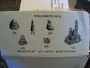 GT5-SP-P Box Stalagmite Pack