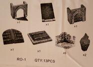 RO-1 (Box 1 of Royal Stronghold)