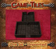 Dungeon Tiles Base Set Gray