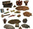 MM-016 Treasures and Magic Item Set