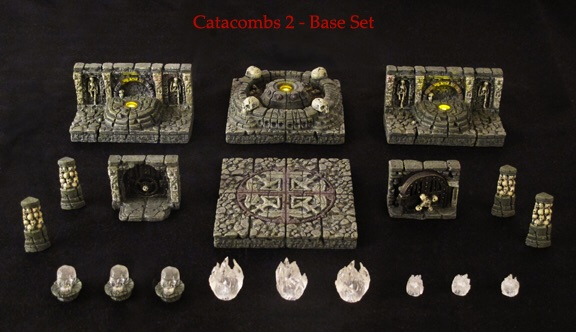 Catacombs2 base set