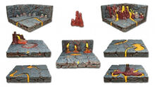 Resin Den of Evil Hellscape 2 Set