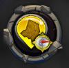Gold compass1