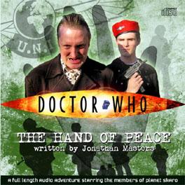 Hand of peace