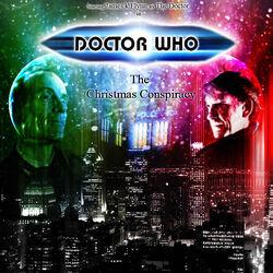 Christmas conspiracy cover